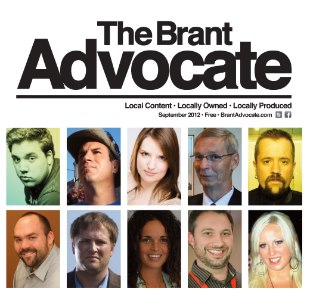 The Brant Advocate - Local Content - Locally Owned - Locally Published