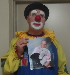 Picture 19 282x300 Send in the Clown   by Kristin Kaye